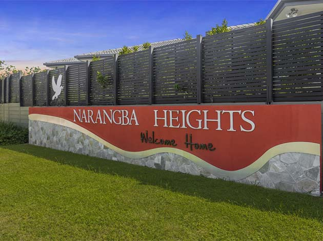 Narangba Heights Estate - Full of great potential