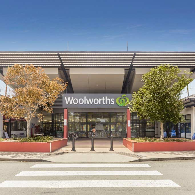 Forgot something in the recipe? Woolworths is a stone throw away.