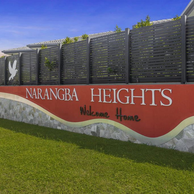 Narangba Heights